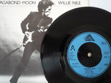 .Willie Nile ‎– Vagabond Moon    ARIST 352   VINYL NEAR MINT                   ^