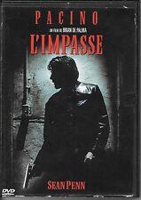 DVD ZONE 2--L'IMPASSE--PACINO/PENN/DE PALMA