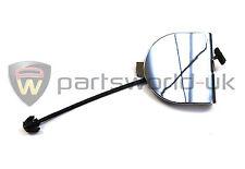 FIAT 500 PARAURTI posteriore occhiello cover Chrome NUOVO ORIGINALE 735455393