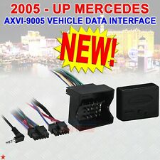 METRA ACCESS AXVI-9005 DATA INTERFACE FOR SELECT 2005-UP MERCEDES-BENZ VEHICLES