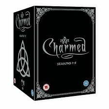 "CHARMED COMPLETE SERIES 1+2+3+4+5+6+7+8 DVD BOX SET 48 DISC R4 ""Clearance"""