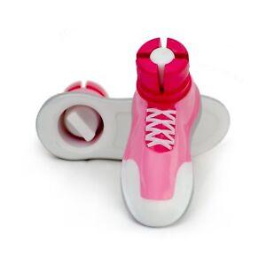 "Sneaker Walker Glides for 1"" Walker Tubes - Pink - 1 Pair"