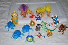 Lot of 20 Children's Toy Action Figures