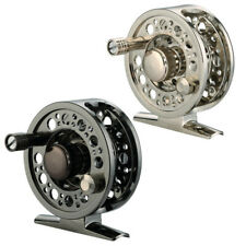 Aluminum Alloy Ice Fly Fishing Reels Wheel Saltwater Fly Reel Carp Fish Tackle