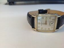 VTG MENS HAMILTON 982 DRESS WATCH