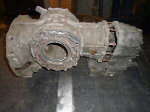 DeTomaso gearbox case