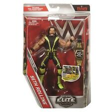 Seth Rollins Elite Series 52 WWE Mattel Brand New Figure Toy - Mint Packaging