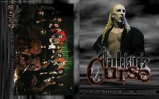 Van Helsing's Curse - Concert Program -RARE Out of Print!