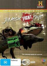 Jurassic Fight Club : Season 1 (DVD, 2009, 3-Disc Set)