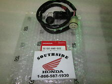GENUINE HONDA SWITCH ASSEMBLY IGNITION WITH 2 KEYS TRX650 TRX680 RINCON 2003-18