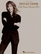 Reflections Carly Simon's Greatest Hits Sheet Music Piano Vocal 000306659