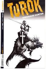Turok: Dinosaur Hunter #5 - Incentive Jae Lee Black & White Cover - NM/Mint
