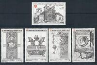 Religion Art Architecture Sovereign Order of Malta 5 MNH stamps set