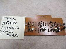 Teac A5500 / A5300 Solenoid Driver Board