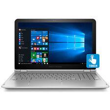 """Hewlett Packard Envy x360 15-w110nr HD 15.6"""" Touch Convertible Laptop"""