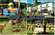 Yorkshire: Sewerby Park, Bridlington - posted 1974