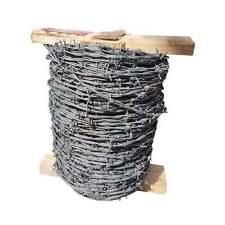 ArcelorMittal BARBED WIRE GALVANISED 25KG 200 METERS