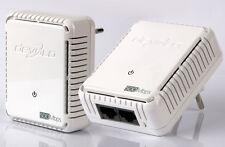 Devolo dLAN 500 StarterKit  2 x Duo (Neuware mit 3 jahre Garantie mit Orig.Verp)