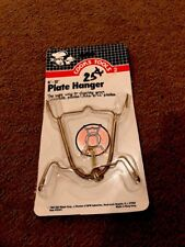 "Cooks Tools  6""-12"" Plate Display Hanger NEW SEALED 1984 NIP Home Improvement"