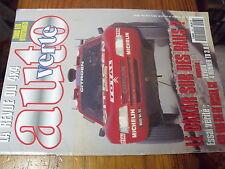 µ? revue Auto Verte n°153 Le Paris Dakar 1994 ? Nissan GR Mercedes 300 GD