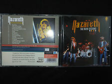 2 CD NAZARETH / THE RIVER SESSIONS / LIVE + CD INTERVIEW /