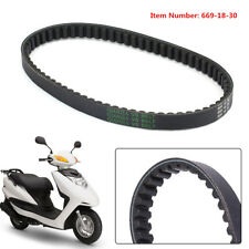 Drive Belt 669-18-30 for GY6 50-80CC Scooter ATV 139 QMB/QMA 4 Stroke Engine New