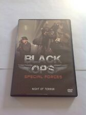 Black Ops Special Forces - Night of Terror & Silent Courage The Story of the SAS