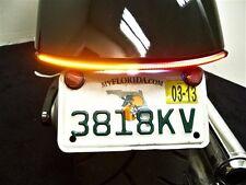 Honda Fury Integrated LED Run/Brake/Turn Fender Eliminator Kit w/ Clear Lens