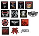 # AIRBOURNE five finger death punch ACCEPT - OFFICIAL SEW-ON PATCH patches