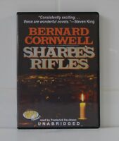 Sharpe's Rifles - by Bernard Cornwell - MP3CD - Audiobook