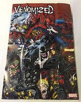 Venomized Spider-Man Marvel Comic #1 The Poisons Poster 24X36 NEW    VENO