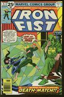 Iron Fist #6, VG/FN 5.0, Master Kahn