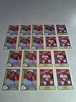 *****James Steels*****  Lot of 50 cards.....7 DIFFERENT