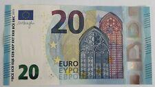 20 € euro Mario Draghi UU028C2 aUNC