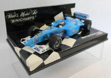 Coches de Fórmula 1 de automodelismo y aeromodelismo benetton de acero prensado Escala 1:43