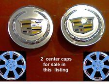 """2005-2017 Cadillac ATS CTS DTS SRX STS XLR XTS  Center Cap  M1 2.62"""""""