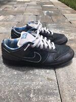 RARE NIKE SB DUNK LOW BLUE LOBSTER PREMIUM CONCEPTS Shoes Mens Size 10.5