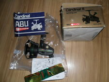 Abu Cardinal c4 Boxed Giappone