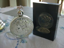 Collectible Avon Liberty Dollar Bottle-Full (Tribute After Shave)-In Orig.Box