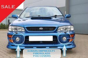 Subaru impreza gc8 Fog covers P1 STYLE