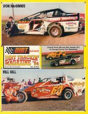 Dirt Trackin Magazine Charlie Donk & Billy Decker Vol.15 No.10 1994 050818nonr