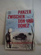 Horst Scheibert, Panzer zwischen Don und Donez, 1979, Podzun-Pallas-Verlag