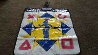 Intec Dance Mat For PlayStation 1 And 2 DDR  Revolution