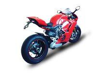 EVOTECH PORTATARGA REGOLABILE Ducati Panigale V4 2018 ESTR-0822
