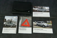 BMW 5er F07 GT Betriebsanleitung Bordbuch Leder Bordmappe Handbuch Deutsch 2012