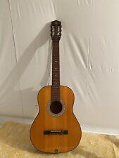 Musima Konzertgitarre DDR Alte Gitarre Vintage Zupfinstrument