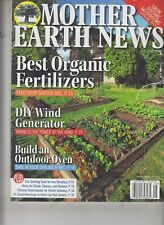 Mother Earth News Apr/May 2017 Organic Fertilizers DIY Wind Generator