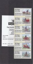 GB 2018 - Post & Go - Mail by Bike - The Postal Museum Overprint
