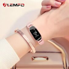 LEMFO S3 Smart Watch Women Wristbands Fitness Bracelet Heart Rate Monitor IP68