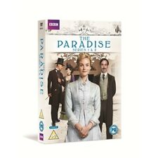 The Paradise Season 1 + 2 BBC TV Series Box Set Region 4 New DVD (6 Discs)